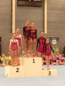 podium duo's c