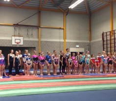 teampresentatie acro 2016