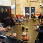 Sport Fit Gemengd naar de Indoor Curling in Lierop.